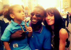 At Nottinghill Carnival 2014